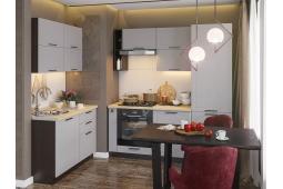 Кухня Глетчер-03 ВТ