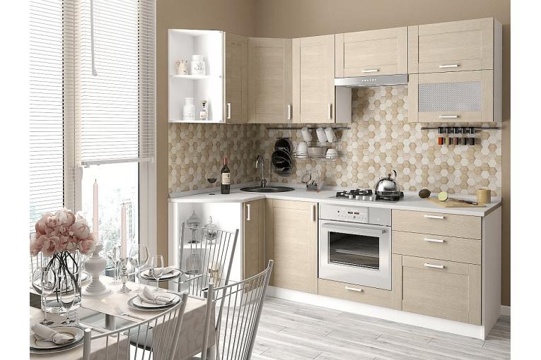 Кухня Лофт-03 ВТ