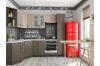 Кухня Лофт-04 ВТ