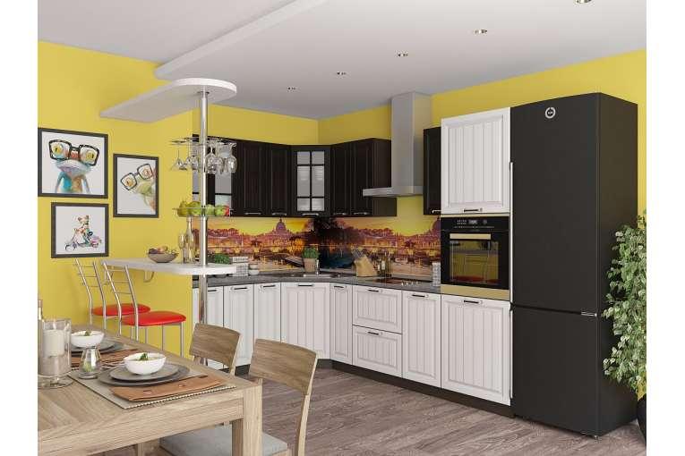 Кухня Прага-03 ВТ