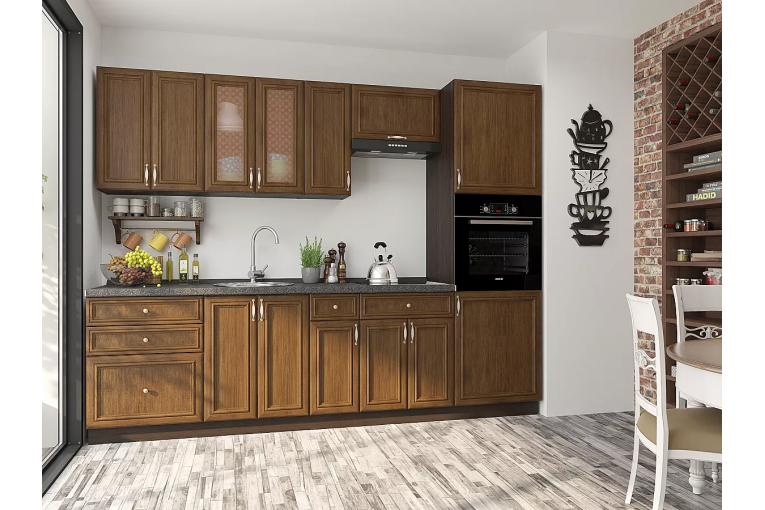 Кухня Шале-02 ВТ