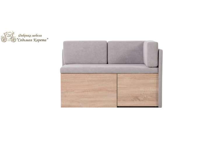 Кухонный диван Бартон с раскладным сиденьем