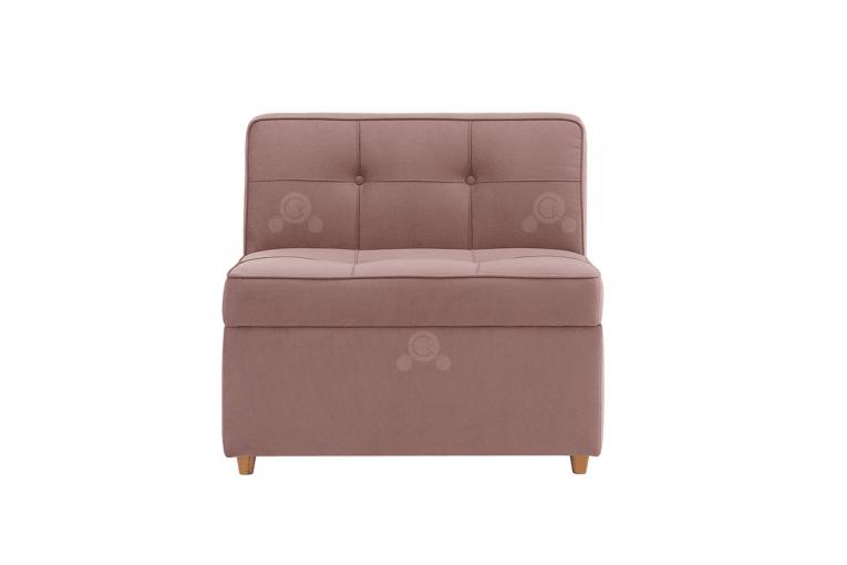 Кухонный диван Гермес на ножках со спальным местом 7к