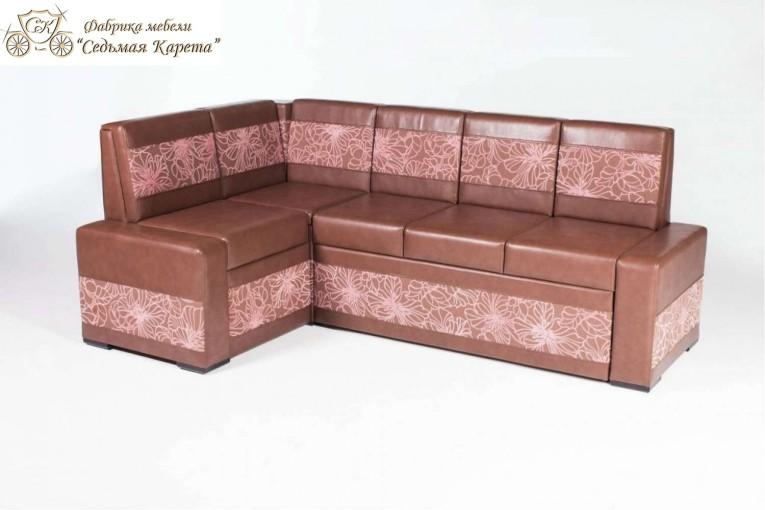 Кухонный угловой диван со спальным местом Остин-М