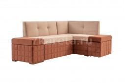 Кухонный угловой диван со спальным местом Престон 7к