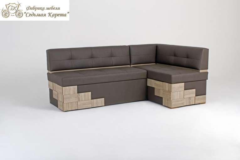 Кухонный угловой диван со спальным местом Редвиг