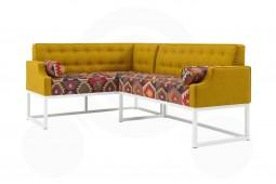 Кухонный угловой диван Оксфорд лайт 7к