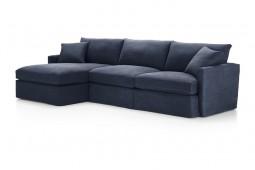Угловой диван Марсия с оттоманкой ФТ