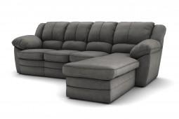 Угловой диван Шератон-3 c оттоманкой ФТ
