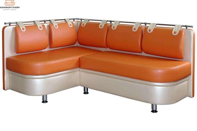 Кухонный угловой диван Метро
