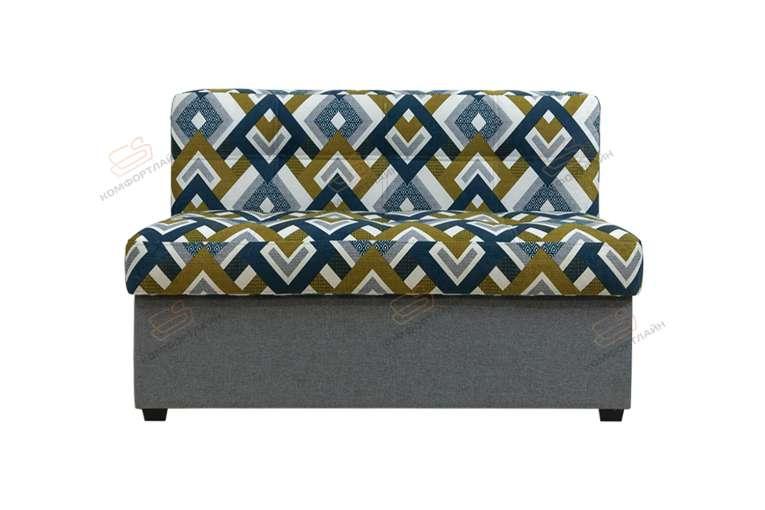 Прямой диван для кухни Палермо Софт ДПС03