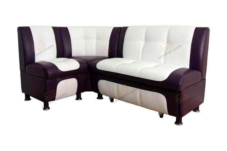 Кухонный угловой диван со спальным местом Сенатор