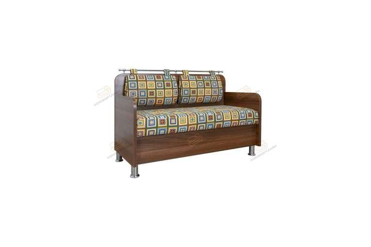 Прямой диван для кухни Сюрприз ДС58