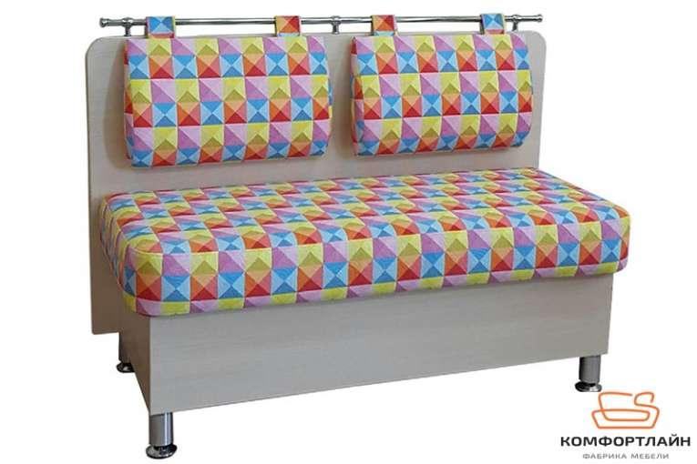 Прямой диван для кухни Сюрприз ДС08