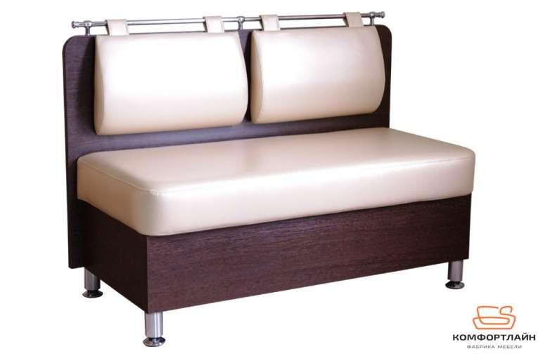 Прямой диван для кухни Сюрприз ДС15