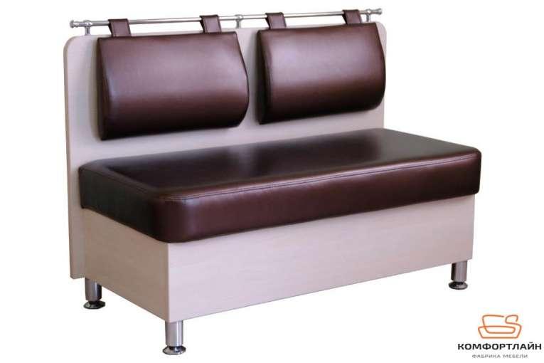 Прямой диван для кухни Сюрприз ДС16