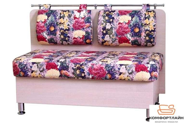 Прямой диван для кухни Сюрприз ДС10