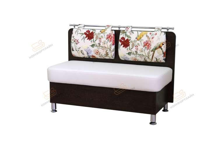 Кухонный диван Сюрприз двухцветный