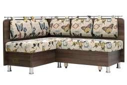 Кухонный угловой диван со спальным местом Сюрприз