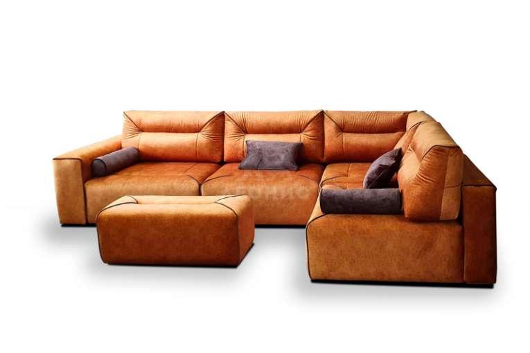 Угловой диван Кит-25