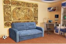 Прямой диван Кит-Н (ЕКТ 1.7)
