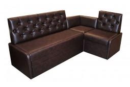Кухонный угловой диван Триумф-13 со спальным местом