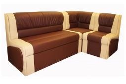 Кухонный угловой диван Триумф-10 со спальным местом