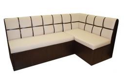 Кухонный угловой диван Триумф-7 со спальным местом