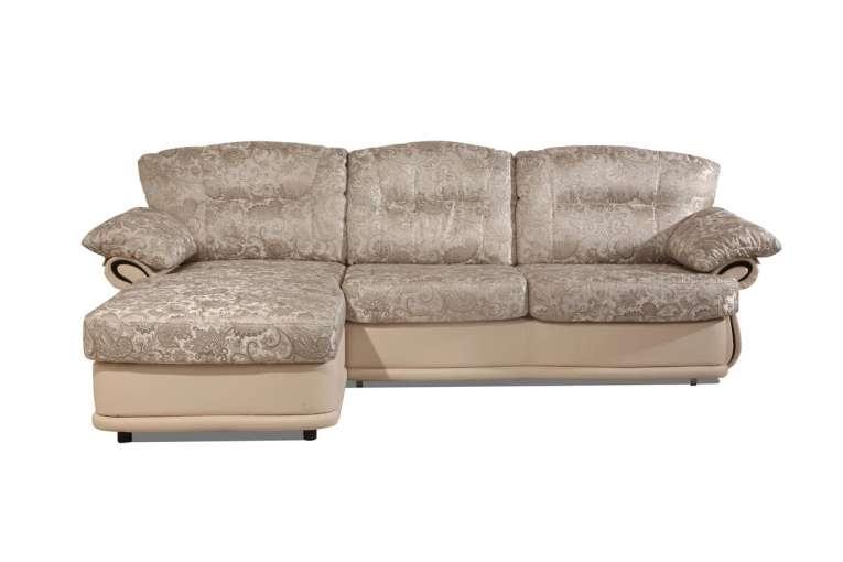Диван-кровать Амелия-01 с шезлонгом ВД