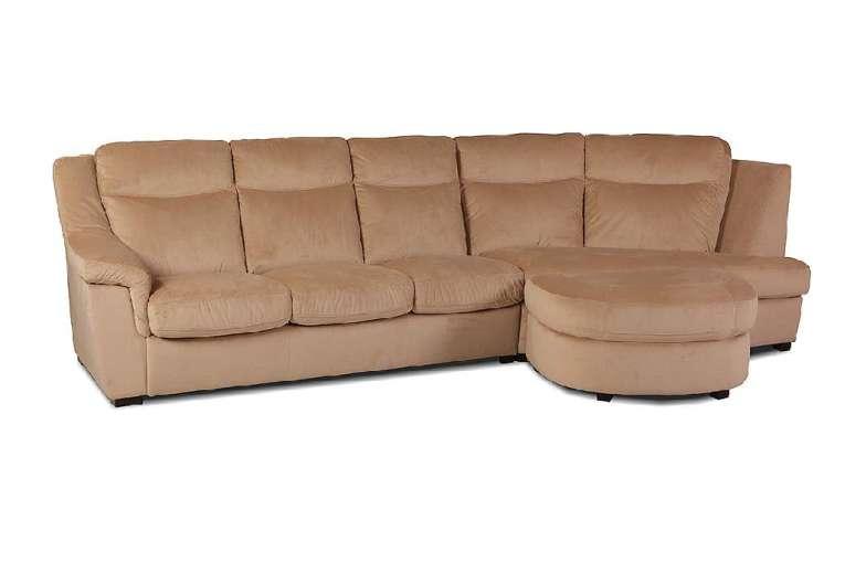 Угловой диван Эльба-3 ВД