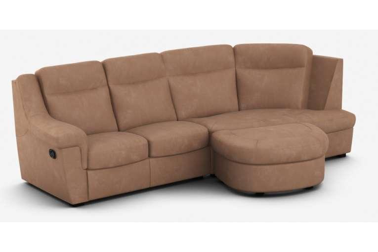 Угловой диван Эльба-7 ВД