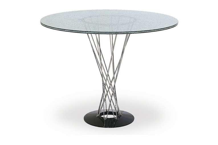 Стол RT-413 (C) дизайнерское стекло ЕФ