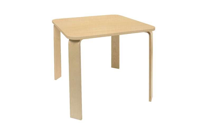 Стол обеденный квадратный Scandi ВТ