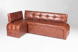 Кухонный угловой диван со спальным местом Бристоль