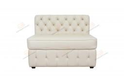 Прямой диван для кухни Честер Софт с раскладушкой ДЧСМТ04