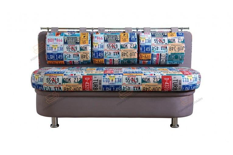 Прямой диван Метро ДМ09