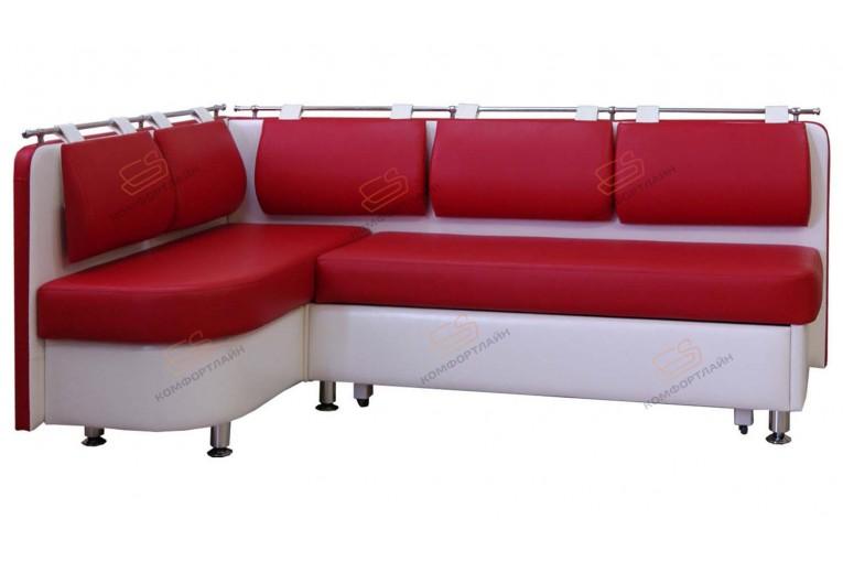 Угловой диван для кухни Метро ДМ02