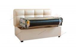 Прямой диван для кухни Палермо с раскладушкой ДПМТ07