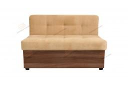 Прямой диван для кухни Палермо с раскладушкой ДПМТ12