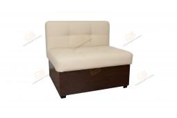 Прямой диван для кухни Палермо с раскладушкой ДПМТ13