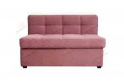 Прямой диван для кухни Палермо Софт с раскладушкой ДПСМТ06