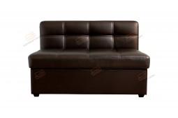 Прямой диван для кухни Палермо Софт с раскладушкой ДПСМТ10