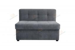 Прямой диван для кухни Палермо Софт с раскладушкой ДПСМТ14