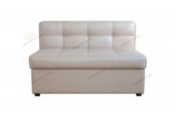 Прямой диван для кухни Палермо Софт с раскладушкой ДПСМТ08