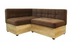 Угловой диван для кухни Палермо с раскладушкой ДПМТ09