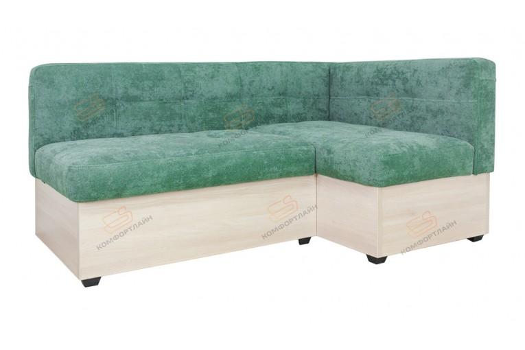Угловой диван для кухни Палермо с раскладушкой ДПМТ10