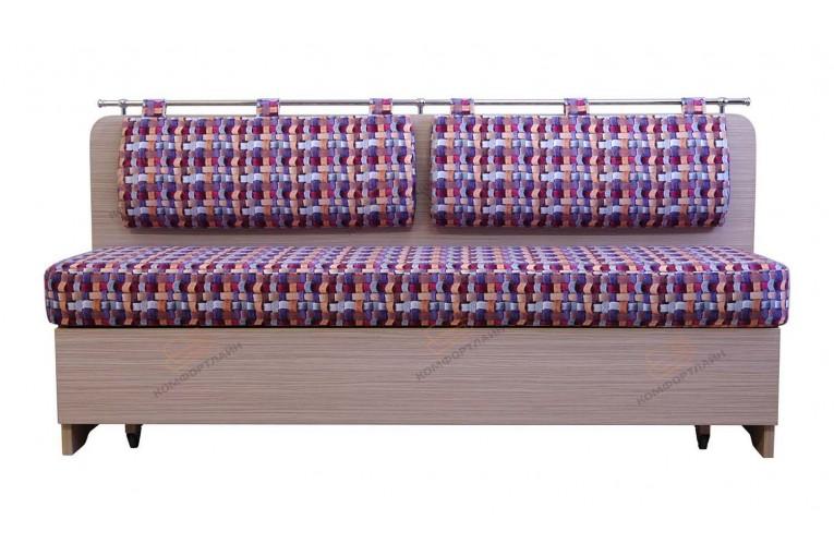 Прямой диван для кухни Стокгольм ДСТ01