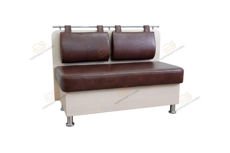 Прямой диван для кухни Сюрприз ДС33