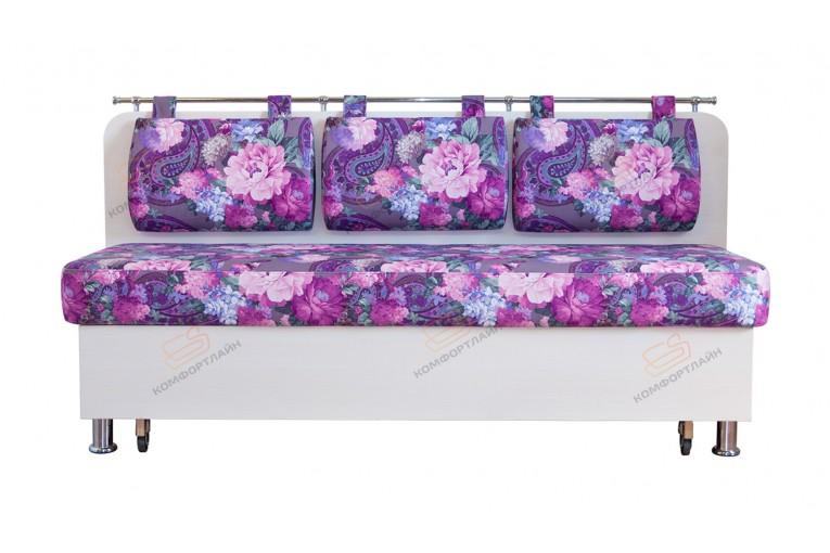 Прямой диван для кухни Сюрприз ДС41