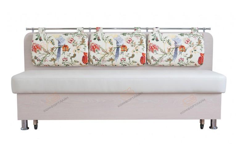 Прямой диван для кухни Сюрприз ДС44